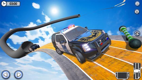 普拉多汽车地平线大通ios版游戏截图(1)