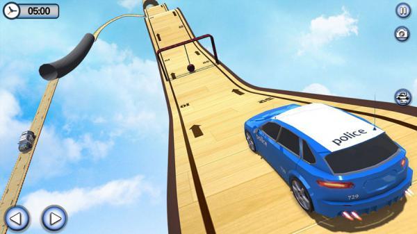 普拉多汽车地平线大通ios版游戏截图(2)