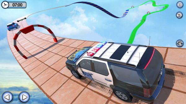 普拉多汽车地平线大通ios版游戏截图(3)
