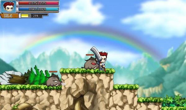 勇者之路2加强版游戏截图(3)
