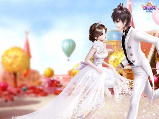 炫舞时代官方版游戏截图(2)