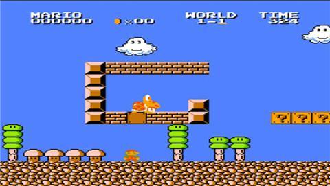 超级玛丽2游戏截图(2)