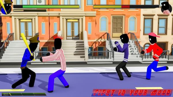火柴人街头对决破解版游戏截图(1)