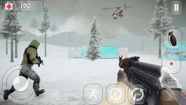 前线部队突击射击游戏截图(2)