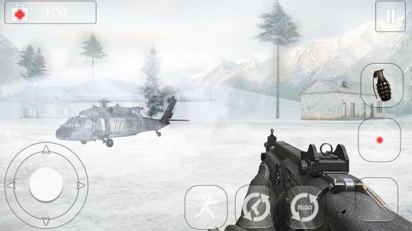 前线部队突击射击游戏截图(3)