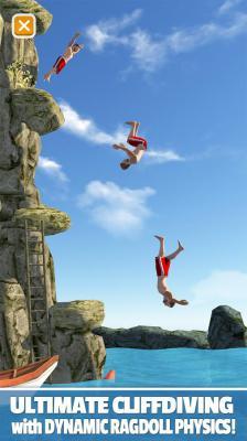 翻转跳水游戏截图(1)