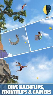 翻转跳水游戏截图(5)