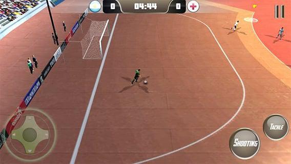 五人制足球2安卓版游戏截图(2)