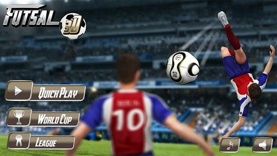 五人制足球2安卓版游戏截图(5)