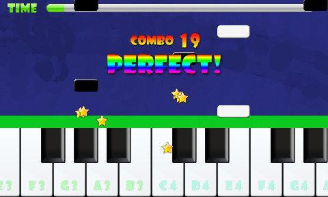 钢琴大师安卓版游戏截图(3)