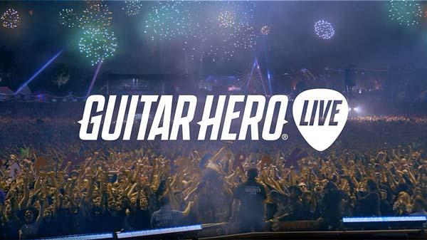 吉他英雄Live游戏截图(1)