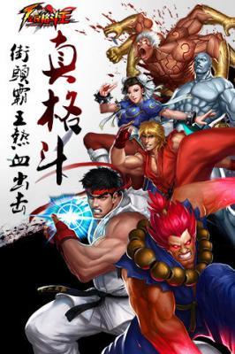 全民格斗王安卓版游戏截图(5)