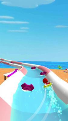 惊险重力冲浪游戏截图(1)