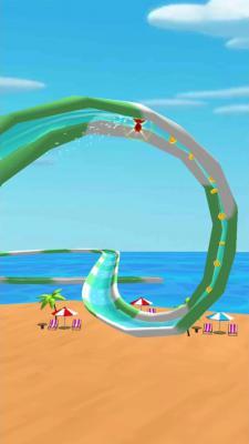 惊险重力冲浪游戏截图(2)