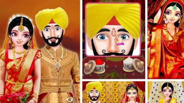印度结婚模拟器游戏截图(1)