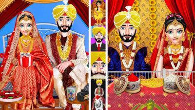 印度结婚模拟器游戏截图(2)