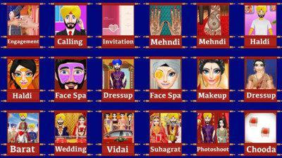 印度结婚模拟器游戏截图(3)