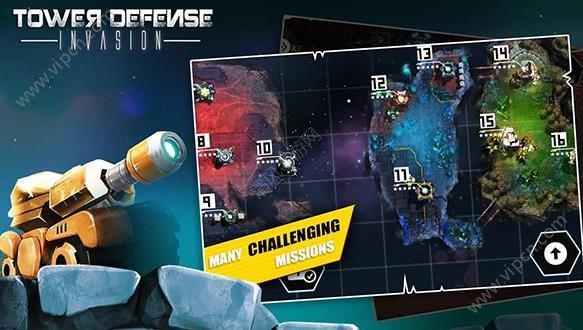 塔防入侵TD安卓版游戏截图(2)