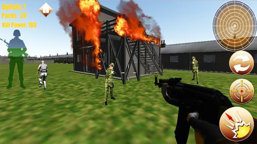 突击队杀枪iOS版游戏截图(4)