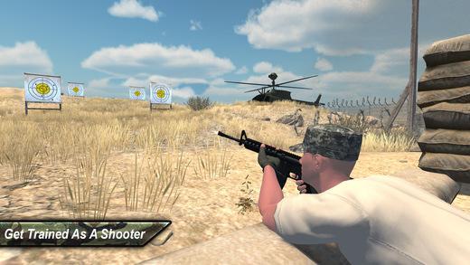 美国陆军特种兵训练ios版游戏截图(1)