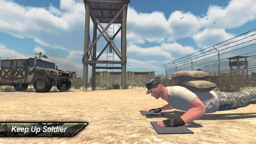 美国陆军特种兵训练ios版游戏截图(3)