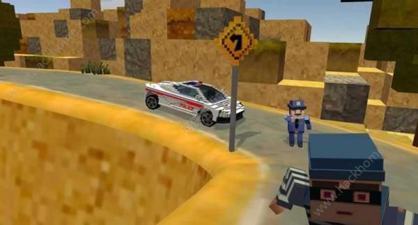 块圣安德烈亚斯警察安卓版游戏截图(2)