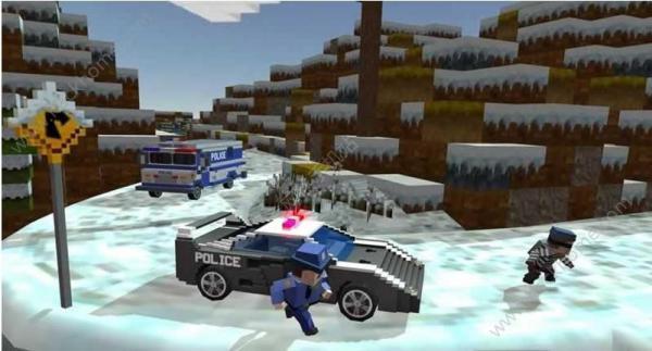 块圣安德烈亚斯警察安卓版游戏截图(3)