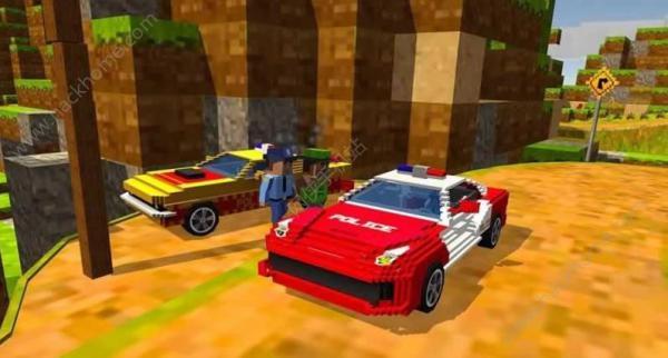 块圣安德烈亚斯警察安卓版游戏截图(4)