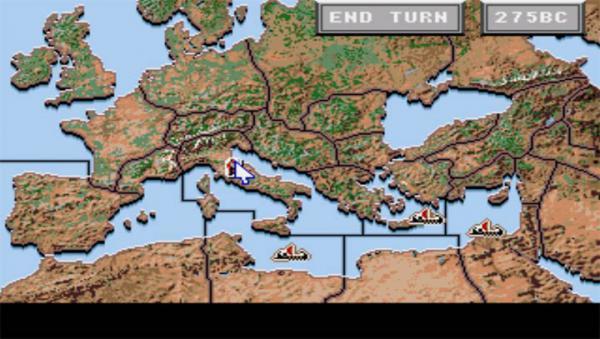 罗马保卫战游戏截图(1)