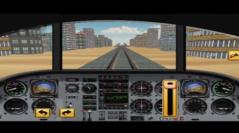 沙漠火车模拟器游戏截图(1)