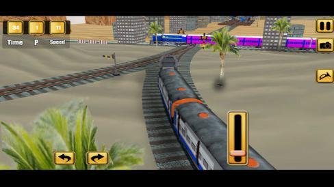 沙漠火车模拟器游戏截图(2)