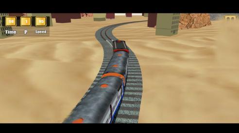 沙漠火车模拟器游戏截图(3)