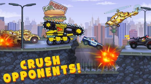 汽车餐厅3游戏截图(3)