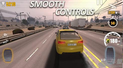 公路赛手游戏截图(2)