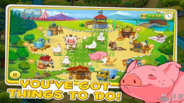 欢乐时光农场游戏截图(1)