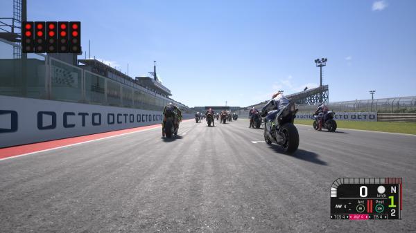 世界摩托大奖赛19游戏截图(1)