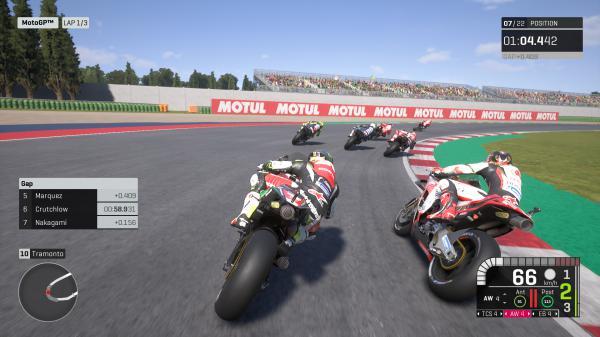 世界摩托大奖赛19游戏截图(8)