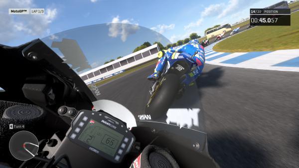 世界摩托大奖赛19游戏截图(10)