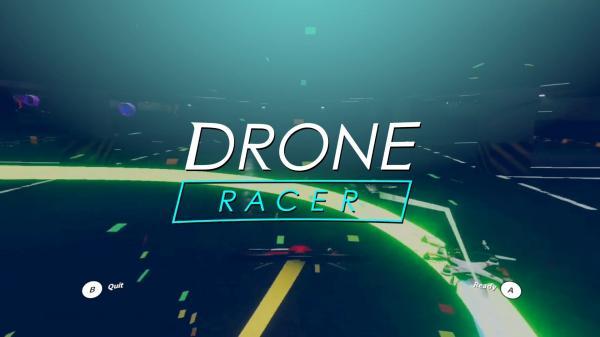 无人机赛车游戏截图(1)