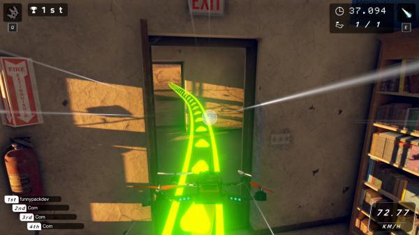 无人机赛车游戏截图(5)
