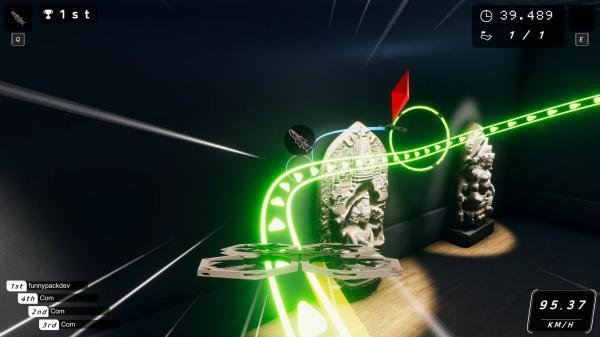 无人机赛车游戏截图(6)