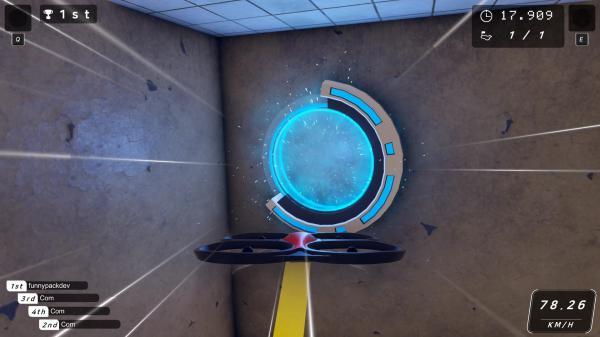 无人机赛车游戏截图(7)