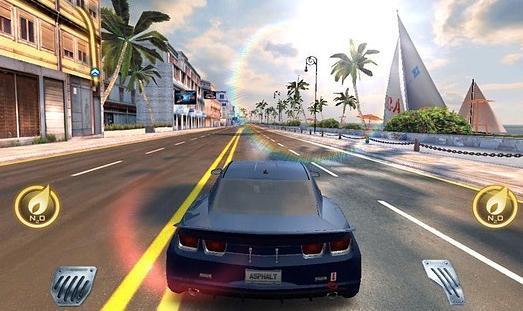狂野飙车8无限金币版游戏截图(5)
