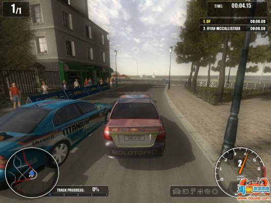 通用汽车拉力赛游戏截图(2)