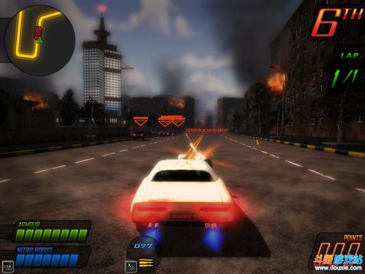街头死亡赛车游戏截图(1)
