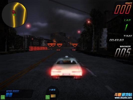 街头死亡赛车游戏截图(2)