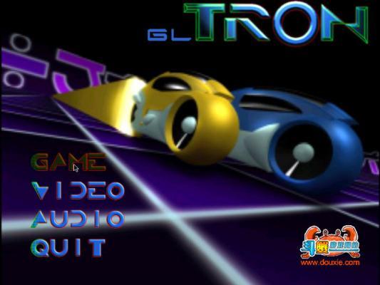 横冲直撞TRON赛车游戏截图(1)