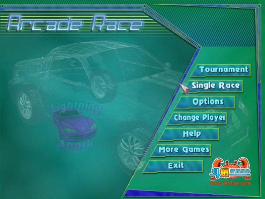冒险大赛车游戏截图(1)