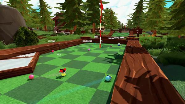 和你的朋友打高尔夫游戏截图(4)
