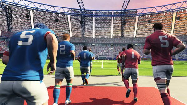 橄榄球20游戏截图(2)